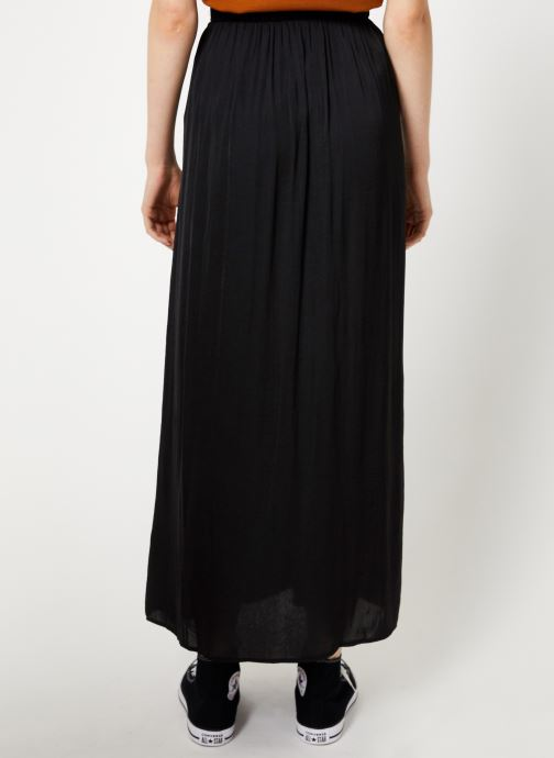 Vêtements Vila Vimelitza Skirt Noir vue portées chaussures