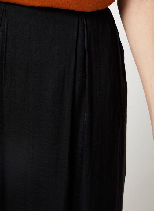 Vêtements Vila Vimelitza Skirt Noir vue face