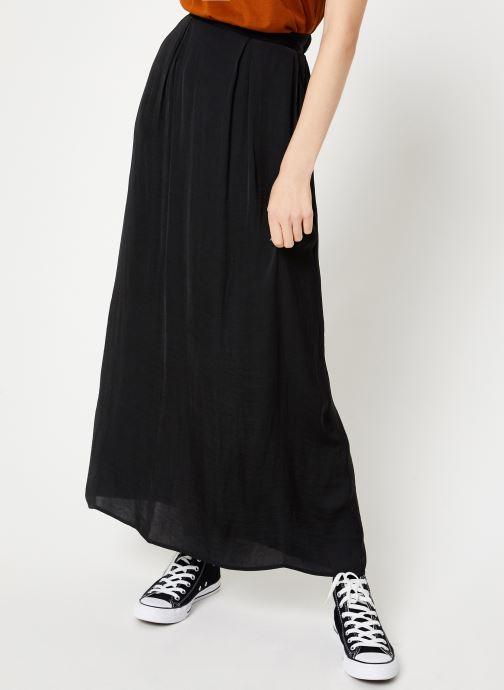 Vêtements Vila Vimelitza Skirt Noir vue détail/paire