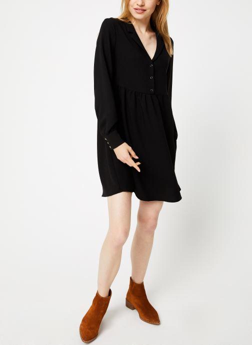 Vêtements Vila Vimicca Dress Noir vue bas / vue portée sac