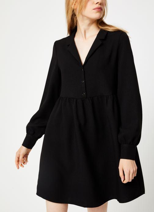 Vêtements Vila Vimicca Dress Noir vue droite