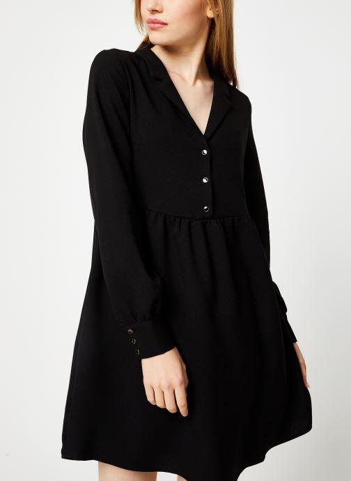Vêtements Vila Vimicca Dress Noir vue détail/paire