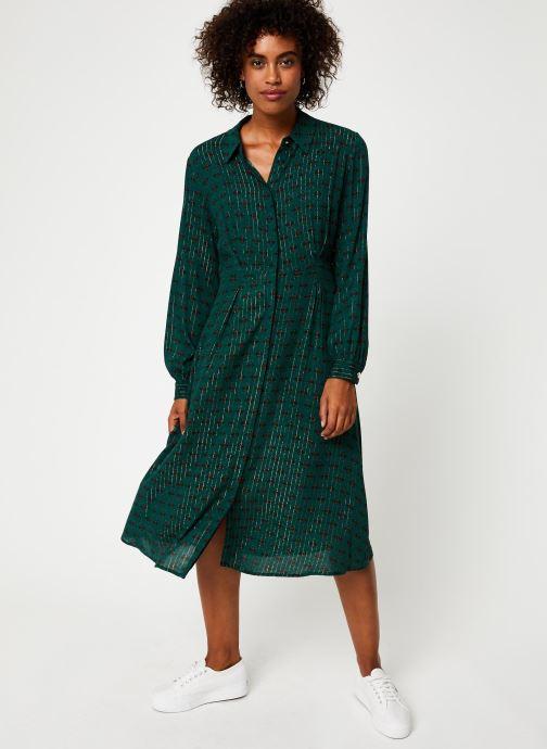 Vêtements Vila Vibjork Dress Vert vue bas / vue portée sac
