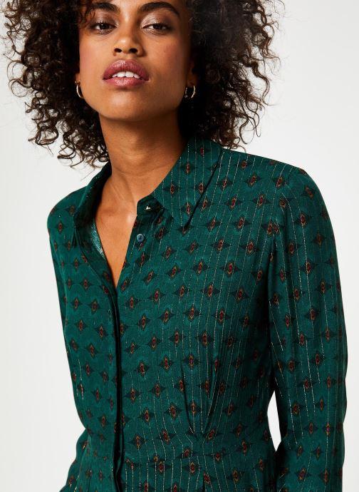 Vêtements Vila Vibjork Dress Vert vue face