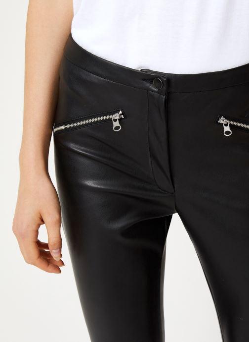 Vêtements Vila Vipen Rw Pants Noir vue face