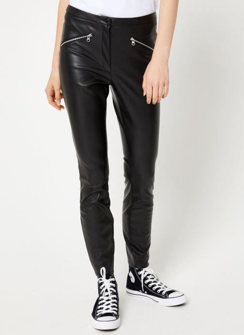 Vêtements Vila Vipen Rw Pants Noir vue détail/paire