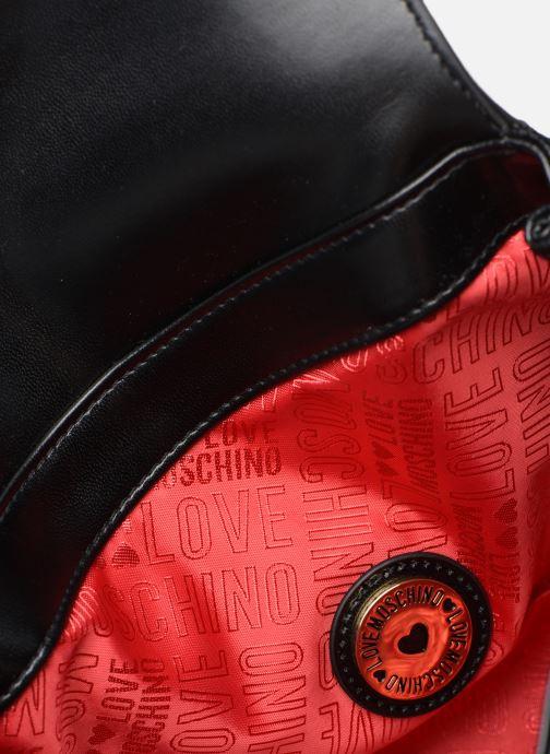 Sacs à main Love Moschino QUILTED CROSSBODY NEW Noir vue derrière