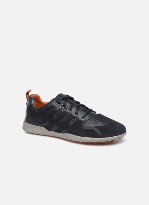 Sneaker Geox U SNAKE.2 A blau detaillierte ansicht/modell