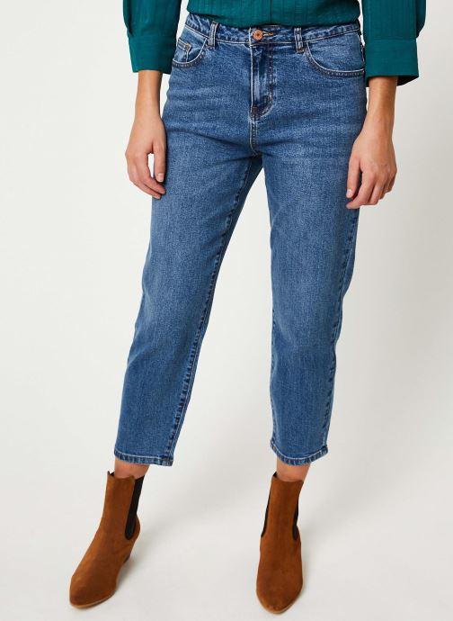 Vêtements Noisy May Nmliv Jeans Bleu vue détail/paire