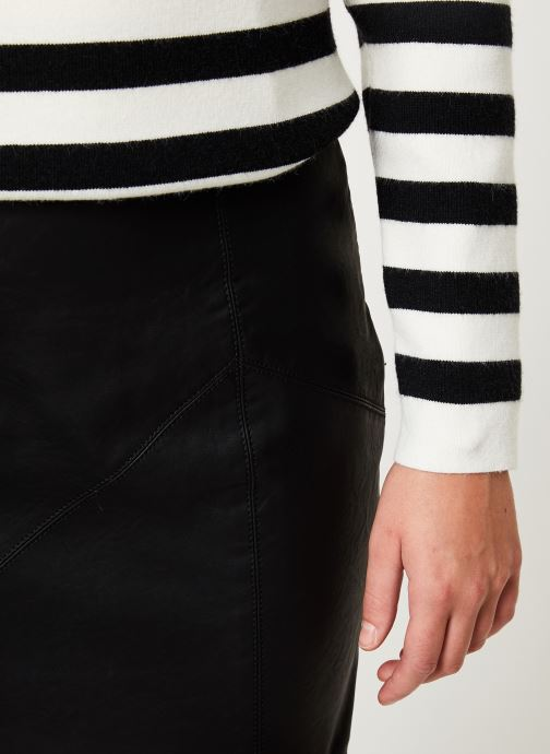 Vêtements Noisy May Nmrebel Short Skirt Noir vue face