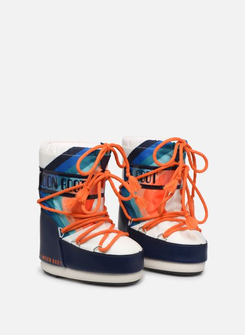 Chaussures de sport Moon Boot Moon Boot Nylon E x Sarenza Multicolore vue 3/4