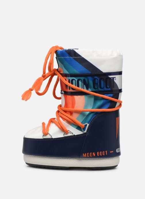Chaussures de sport Moon Boot Moon Boot Nylon E x Sarenza Multicolore vue face