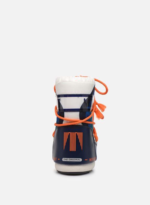 Chaussures de sport Moon Boot Moon Boot Nylon E x Sarenza Multicolore vue droite