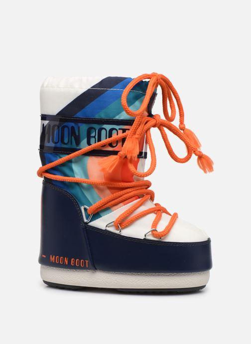 Chaussures de sport Moon Boot Moon Boot Nylon E x Sarenza Multicolore vue derrière