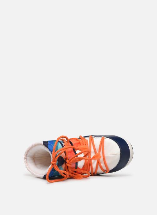 Sportschuhe Moon Boot Moon Boot Nylon E x Sarenza mehrfarbig ansicht von links