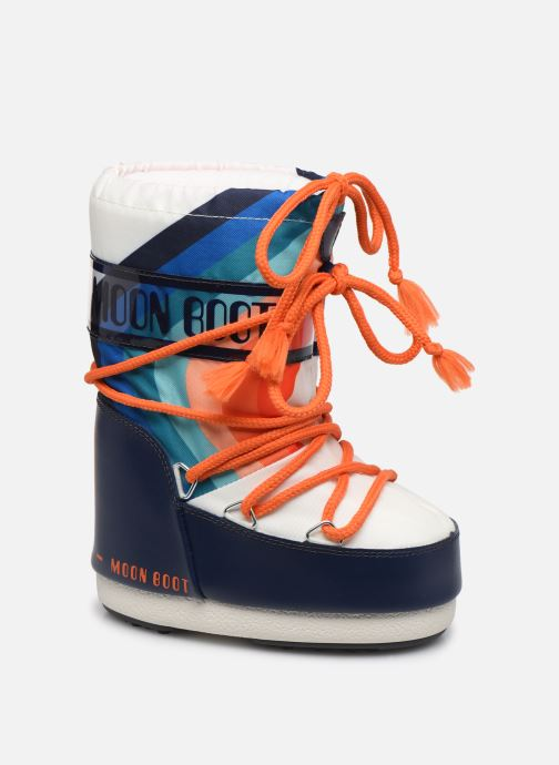Chaussures de sport Moon Boot Moon Boot Nylon E x Sarenza Multicolore vue détail/paire