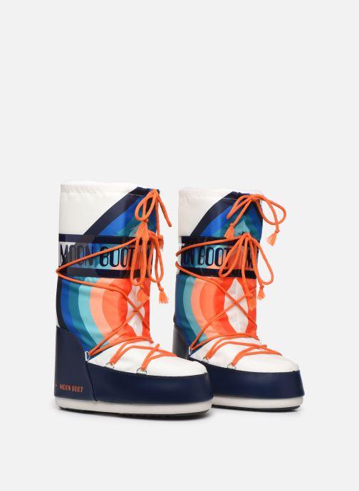 Chaussures de sport Moon Boot Moon Boot Nylon W x Sarenza Multicolore vue 3/4
