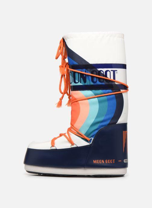 Chaussures de sport Moon Boot Moon Boot Nylon W x Sarenza Multicolore vue face