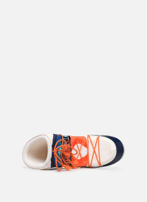 Sportschuhe Moon Boot Moon Boot Nylon W x Sarenza mehrfarbig ansicht von links