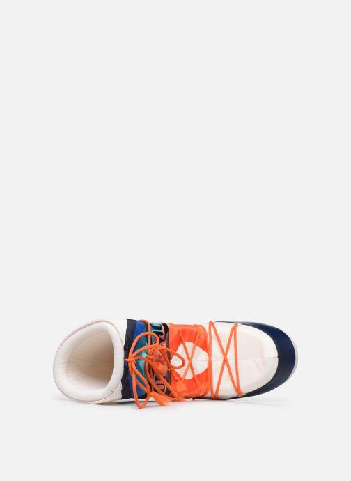 Zapatillas de deporte Moon Boot Moon Boot Nylon W x Sarenza Multicolor vista lateral izquierda