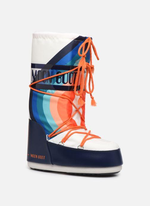 Chaussures de sport Moon Boot Moon Boot Nylon W x Sarenza Multicolore vue détail/paire