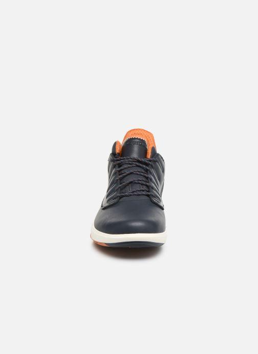 Sneaker Geox U MODUAL B ABX blau schuhe getragen