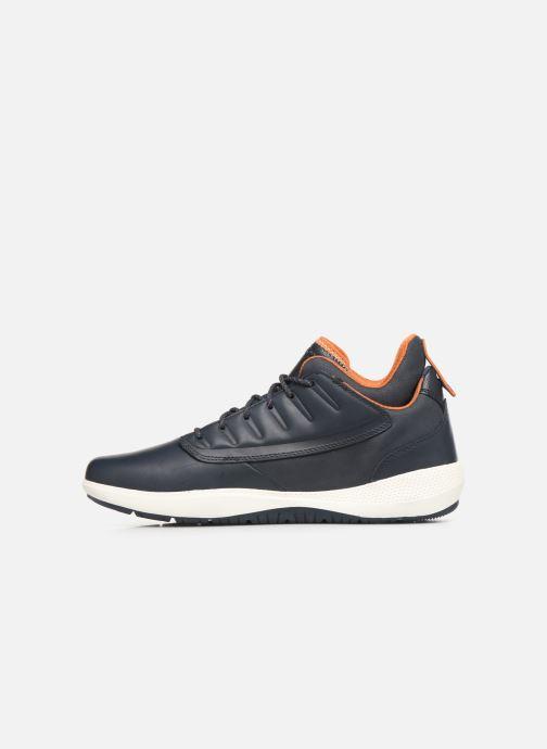Sneaker Geox U MODUAL B ABX blau ansicht von vorne
