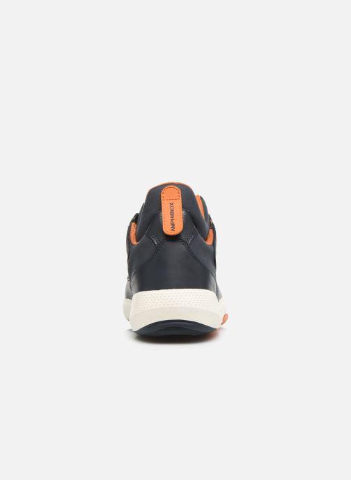 Sneaker Geox U MODUAL B ABX blau ansicht von rechts