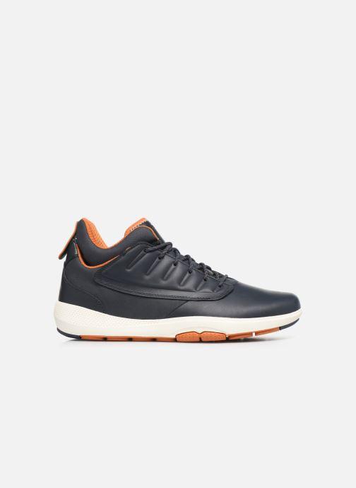 Sneaker Geox U MODUAL B ABX blau ansicht von hinten