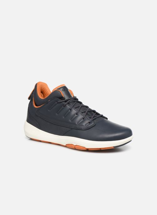 Sneaker Geox U MODUAL B ABX blau detaillierte ansicht/modell