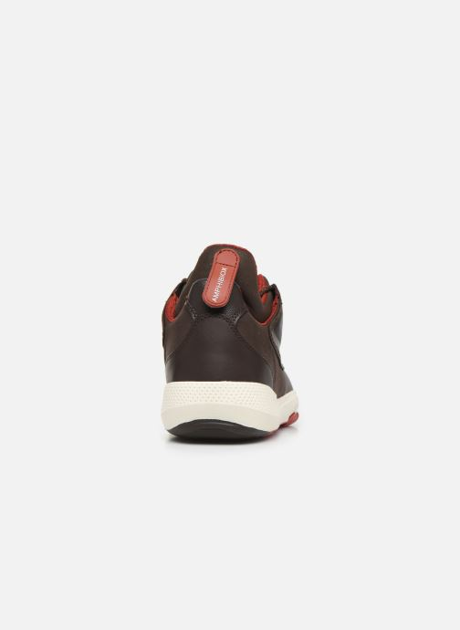 Sneaker Geox U MODUAL B ABX braun ansicht von rechts