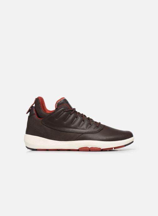 Sneaker Geox U MODUAL B ABX braun ansicht von hinten