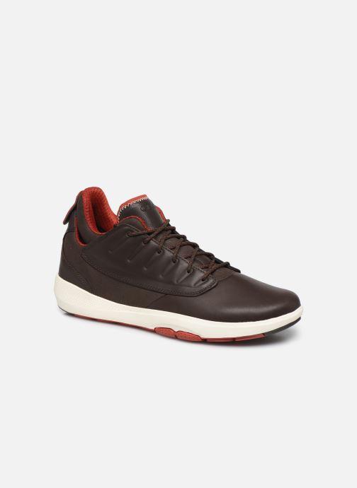 Sneaker Geox U MODUAL B ABX braun detaillierte ansicht/modell