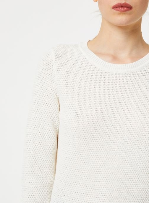 Vêtements Vila Vichassa Knit Beige vue face