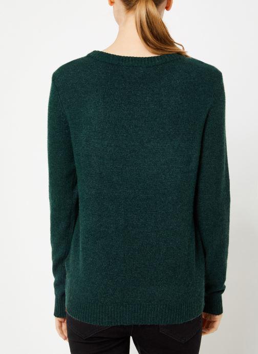 Kleding Vila Viril Knit Top Groen model