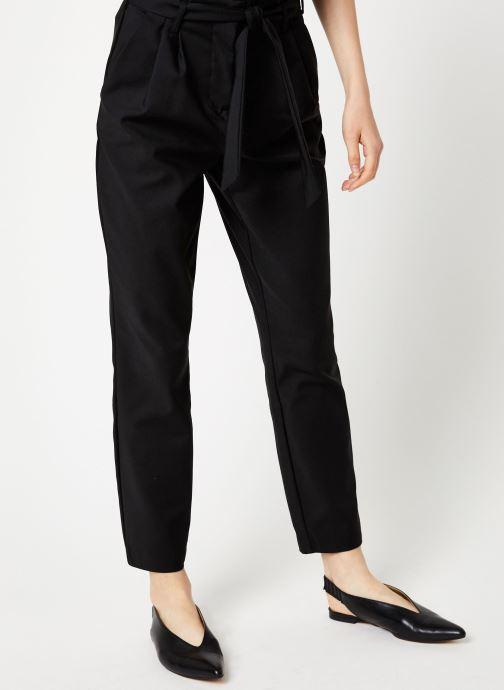 Vêtements Vila Visofina 7/8 Pant Noir vue détail/paire