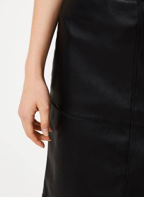 Vêtements Vila Vipen Skirt Noir vue face