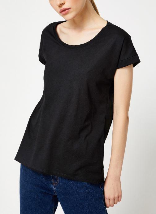 Kleding Vila Vidreamers T-Shirt Zwart detail