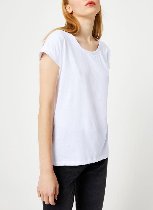 Kleding Vila Vidreamers T-Shirt Wit rechts
