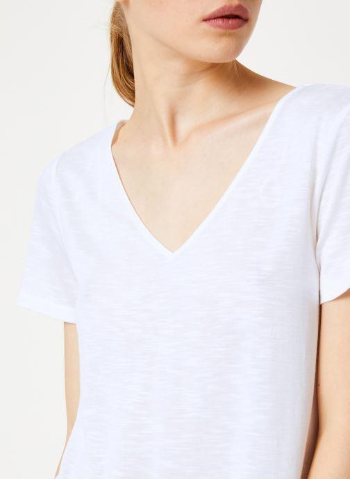Kleding Vila Vinoel T-Shirt Wit voorkant
