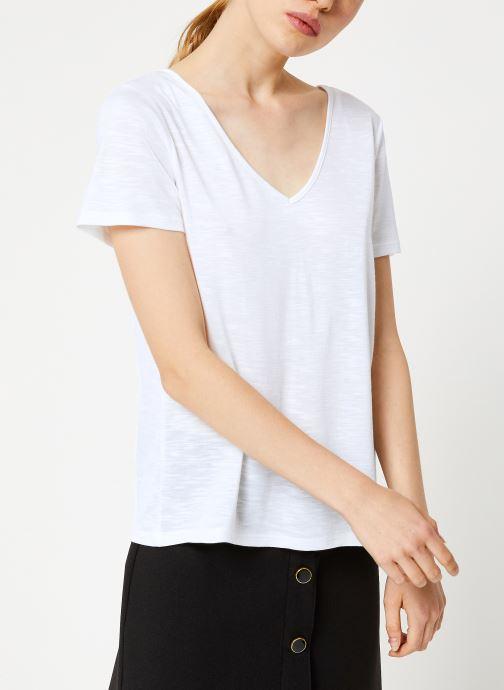 Kleding Vila Vinoel T-Shirt Wit rechts