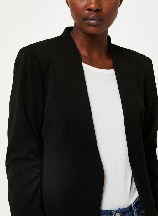 Vêtements Vila Viher Blazer Noir vue face