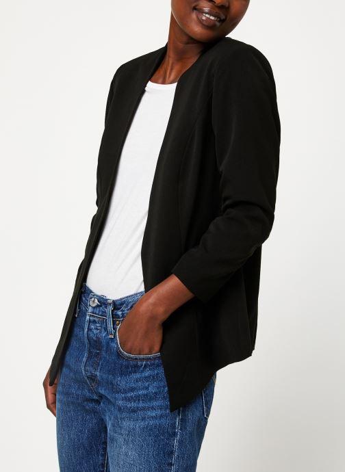 Vêtements Vila Viher Blazer Noir vue détail/paire