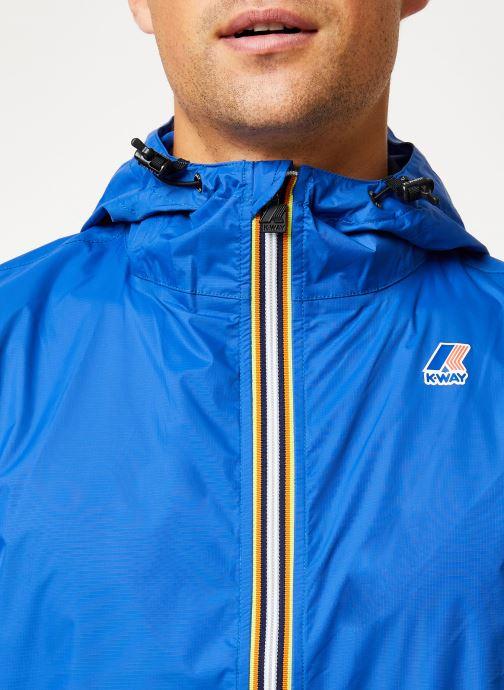 Vêtements K-Way  LE VRAI 3.0 CLAUDE M Bleu vue face