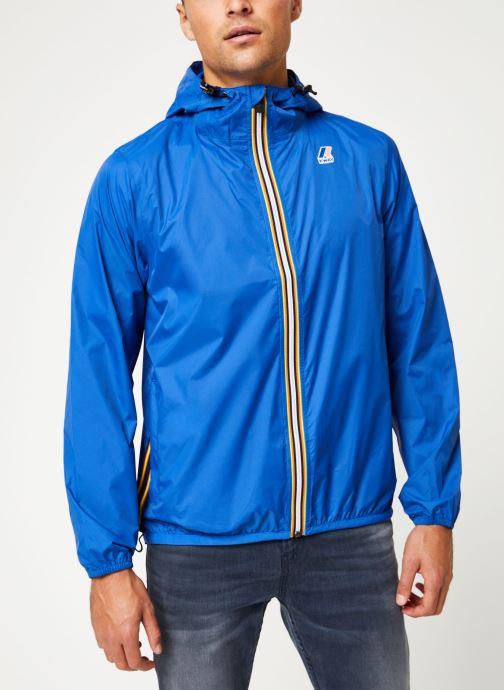 Vêtements K-Way  LE VRAI 3.0 CLAUDE M Bleu vue droite