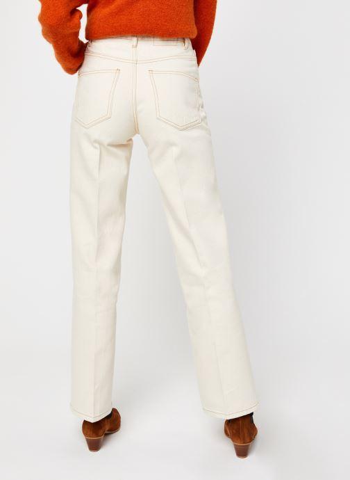 Lab Dip Jean large - Sully (Blanc) - Vêtements(476004)