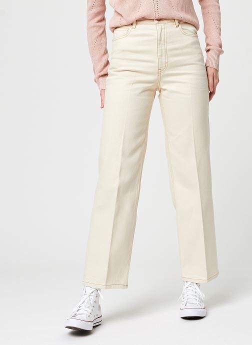 Vêtements Lab Dip Sully Blanc vue détail/paire