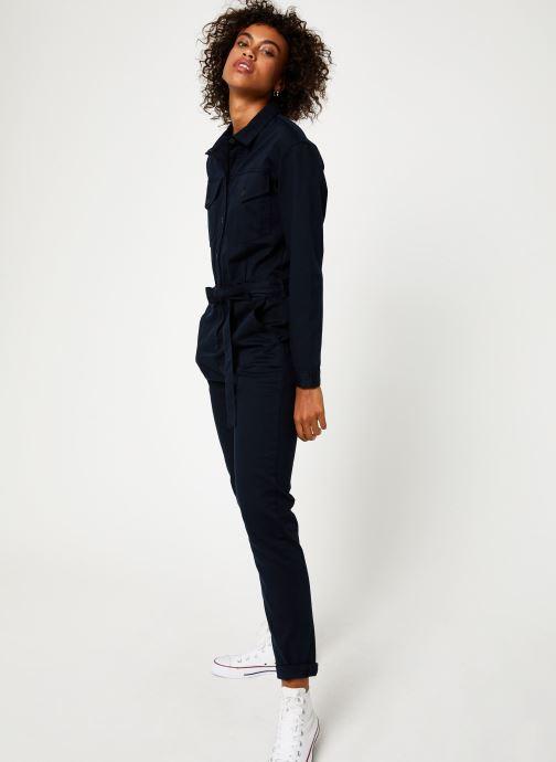 Vêtements Lab Dip Lila Bleu vue bas / vue portée sac