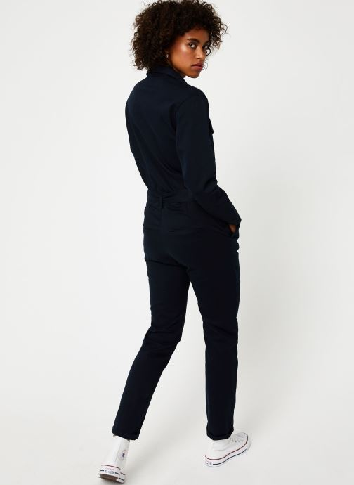 Vêtements Lab Dip Lila Bleu vue portées chaussures