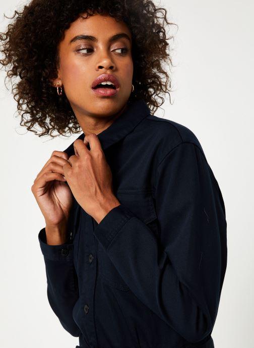 Vêtements Lab Dip Lila Bleu vue face